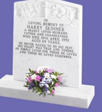 Headstone Incription Service In The Wirral