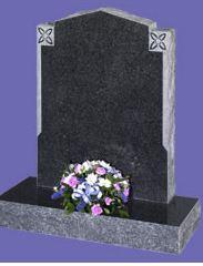 Headstones In Upton