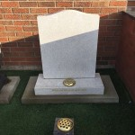 Headstones for Graves in Birkenhead