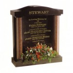 Memorial Plaques in Wirral